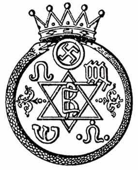 Das mystische Siegel von Helena P. Blavatsky